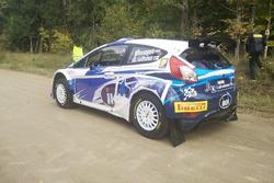 Kalle Rovanpera, Ford Fiesta R5
