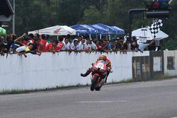 Irfan Ardiansyah, SuperSports 600cc