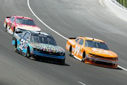 Joey Gase, Jimmy Means Racing, Chevrolet; David Starr, BJ McLeod Motorsports, Ford; Michael Annett,