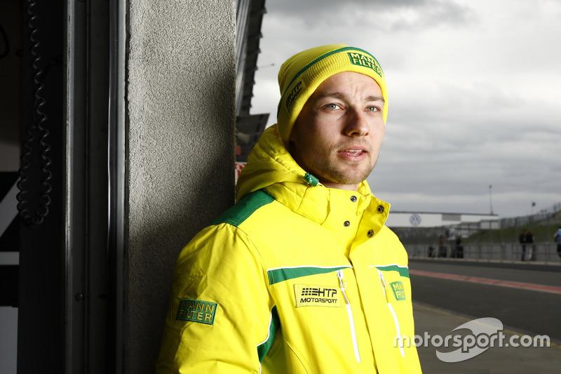 Indy Dontje, Mercedes-AMG Team HTP Motorsport