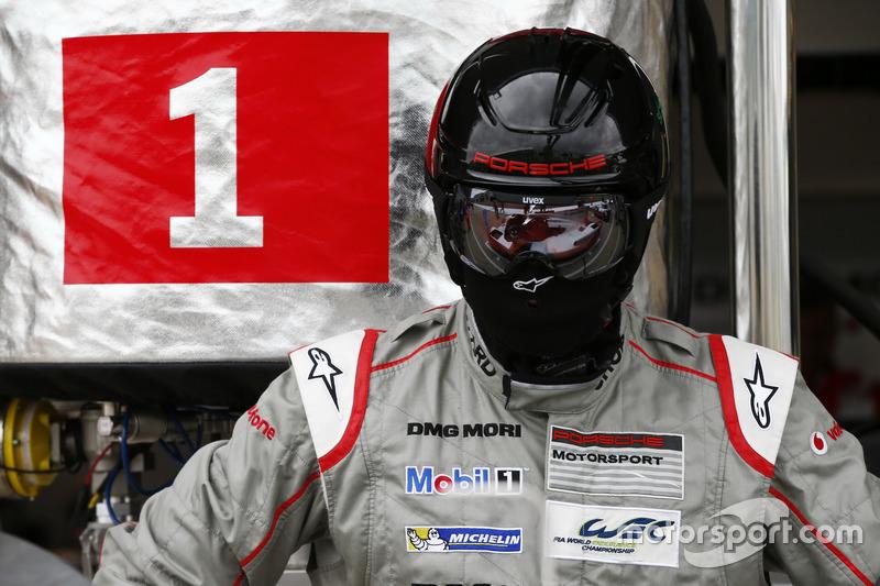 Porsche Team, team member