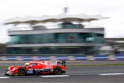 #24 CEFC Manor TRS Racing, Oreca 07 Gibson: Tor Graves, Jonathan Hirschi, Jean-Éric Vergne