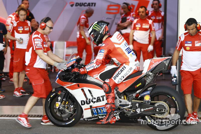 Ducati ne crie pas victoire
