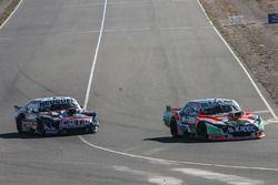 Juan Martin Bruno, UR Racing Dodge, Camilo Echevarria, Alifraco Sport Chevrolet