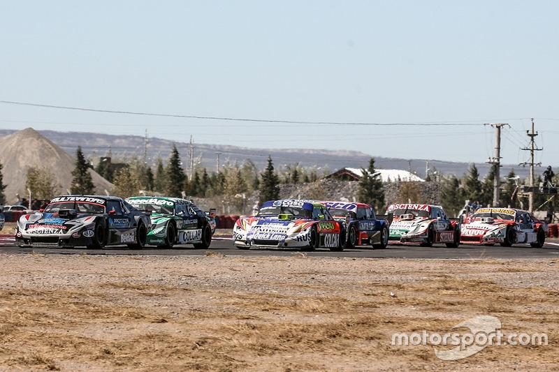 Christian Ledesma, Las Toscas Racing Chevrolet, Agustin Canapino, Jet Racing Chevrolet, Alan Ruggiero, Laboritto Jrs Torino