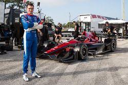 Mikhail Aleshin, SMP Racing