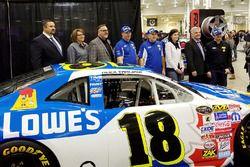 Alex Tagliani, Dodge with Lowe's sponsorship
