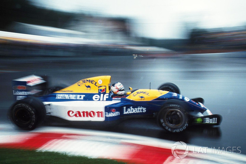 8. Williams FW14B, Formula 1