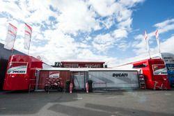 L'hospitalité Ducati