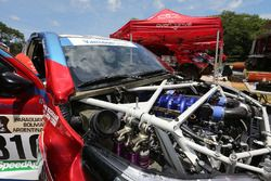 #310 Van Loon Racing Toyota: Эрик ван Лон и Вутер Росегар