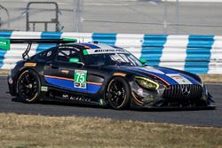 #75 SunEnergy1 Racing, Mercedes AMG GT3: Boris Said, Tristan Vautier, Kenny Habul