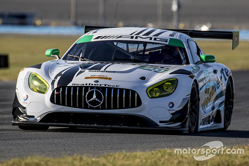 8. GTD: #50 Riley Motorsports, Mercedes AMG GT3