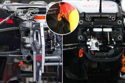Red Bull Racing RB12 bulkhead