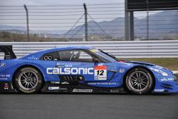 #12 IMPUL, Nissan GT-R