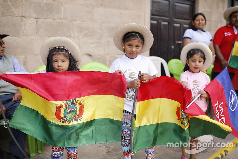 Bolivia atmosphere
