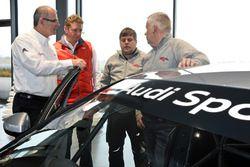 Detlef Schmidt, Alexander Hecker, Sven Harder, Dalius Steponavicius, Speed Factory Racing