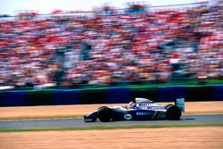 Nigel Mansell, Williams FW16 Renault