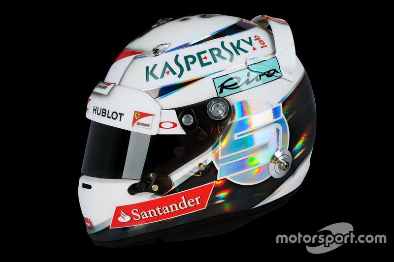 Singapour 2016 - Sebastian Vettel, Ferrari