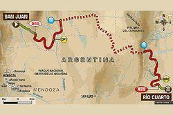 Stage 11: San Juan - Rio Cuarto