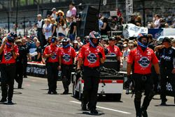 Boxencrew von Graham Rahal, Rahal Letterman Lanigan Racing