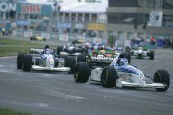 Mika Salo, Tyrrell 023