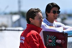 Ricardo Sanchez, Always Evolving/AIM Autosport, Frank Montecalvo, Always Evolving/AIM Autosport