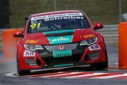 Christ-Johannes Schreiber, Rikli Motorsport, Honda Civic TCR
