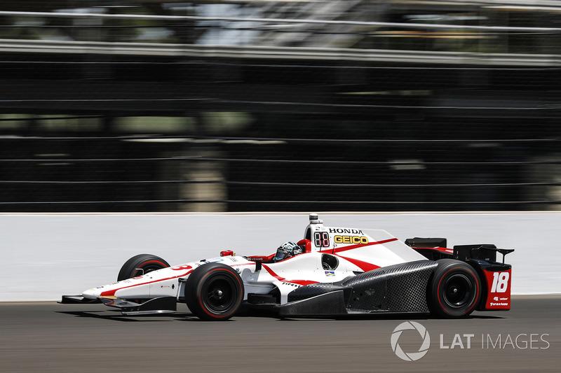 33. James Davison, Dale Coyne Racing, Honda