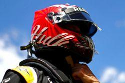 Nico Hülkenberg, Renault Sport F1 Team op de grid