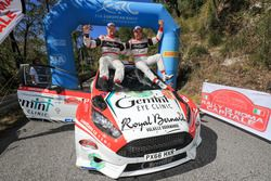 Xavier Panseri, Bryan Bouffier, Ford Fiesta R5