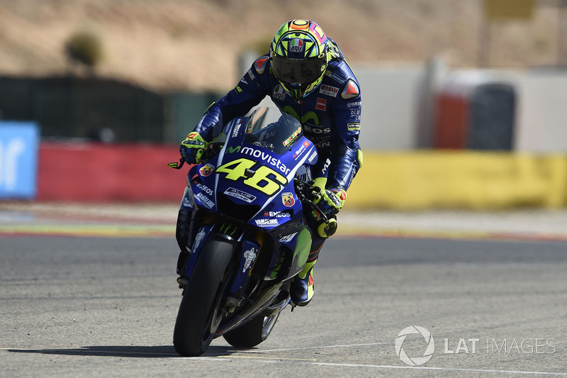 Valentino Rossi - Movistar Yamaha