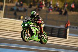 #99 WSB Endurance, Kawasaki: Danny Maertz, Thomas Hainthaler, Sascha Müller