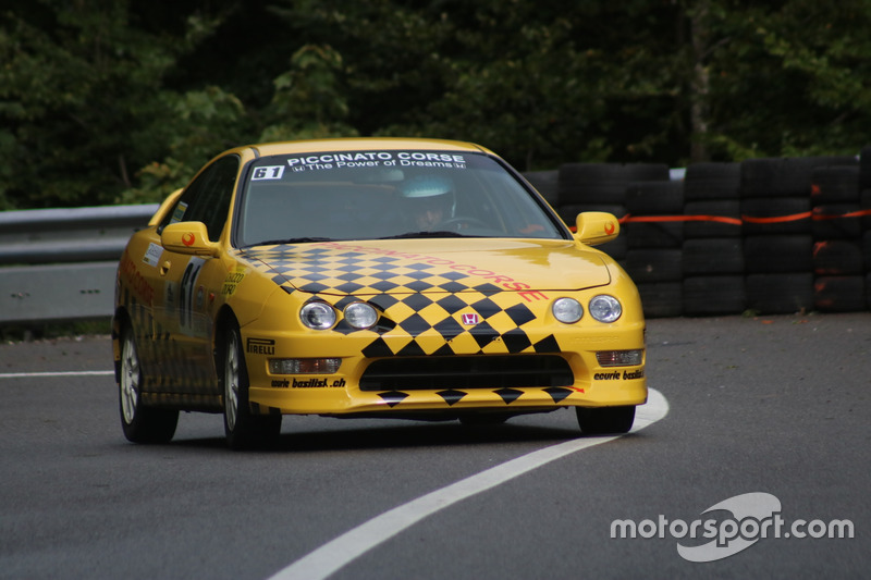 Giuliano Piccinato, Honda Integra, Ecurie Basilisk, 1. Manche
