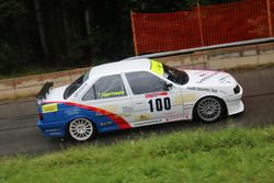 Thomas Andrey, Peugeot 405 Mi16, Racing Club Airbag, 2. Manche