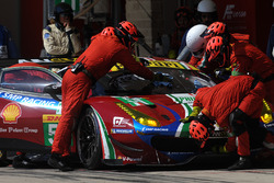 Экипаж №51 команды AF Corse, Ferrari 488 GTE: Джеймс Каладо, Алессандро Пьергвиди