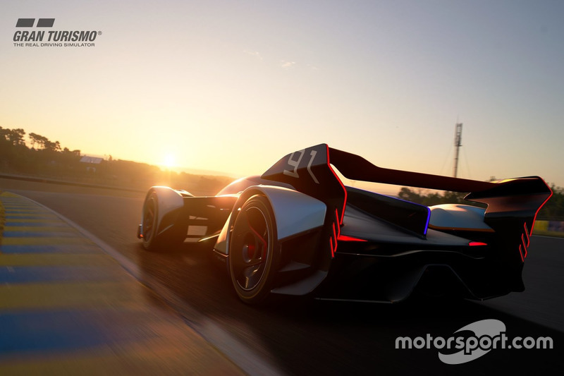 McLaren Ultimate Vision Gran Turismo (september 2017)