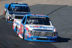 Ryan Truex, Hattori Racing Enterprises Toyota Christopher Bell, Kyle Busch Motorsports Toyota