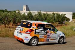 Stefano Strabello, Giuseppe Ceschi, Suzuki Swift R1
