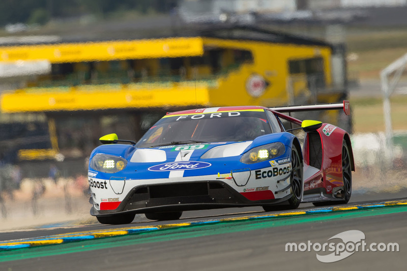 LMGTE-Pro: #69 Ford Chip Ganassi Racing, Ford GT