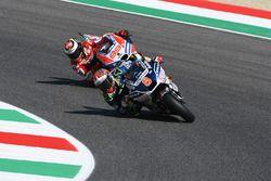 Hector Barbera, Avintia Racing, Jorge Lorenzo, Ducati Team
