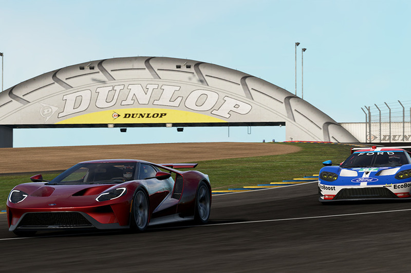 Project CARS 2 - Ford GT et Ford GT GTE LM 2016