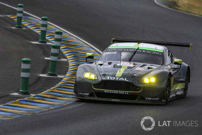 LMGTE-Am: #98 Aston Martin Racing, Aston Martin Vantage