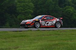 #017 Case.It Racing, Porsche Cayman GT4 Clubsport MR: Adam Merzon, Trent Hindman