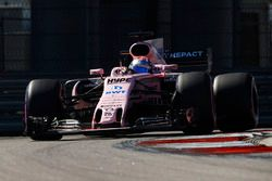 Sergio Perez, Sahara Force India F1 VJM1