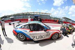 Francesco La Mazza, Ebimotors, Porsche 997 Cup-S.GTCup