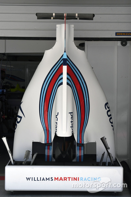 Williams FW40 bodywork