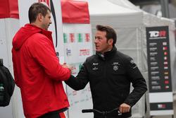 Dusan Borkovic , GE-Force, Alfa Romeo Giulietta TCR and Jean-Karl Vernay, Leopard Racing Team WRT, Volkswagen Golf GTi TCR