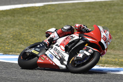 Takaaki Nakagami, Idemitsu Honda Team Asia, after crash