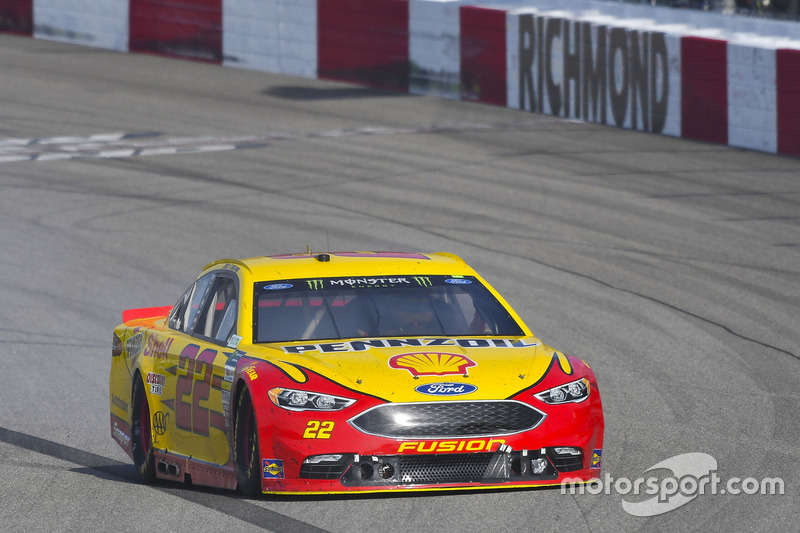 2017, Richmond 1: Joey Logano (Penske-Ford)