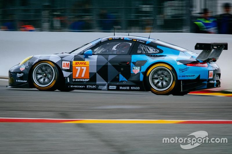 2. GTE-Am: #77 Dempsey Proton Competition, Porsche 911 RSR